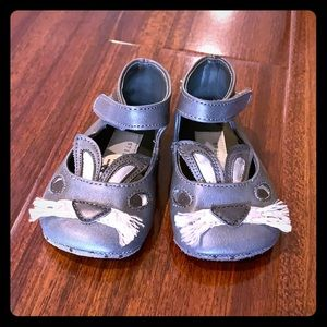 Stella McCartney Baby Bunny Shoes size 16